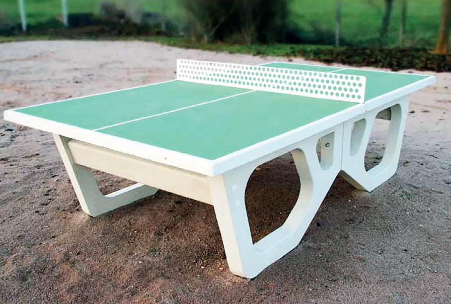 Tables de ping pong